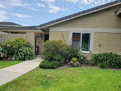 Port Hueneme Condo/Townhouse Active Under Contract: 2781 Bolker Drive