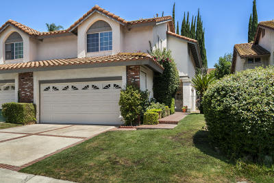 Agoura Hills Single Family Home For Sale: 5312 Mark Court