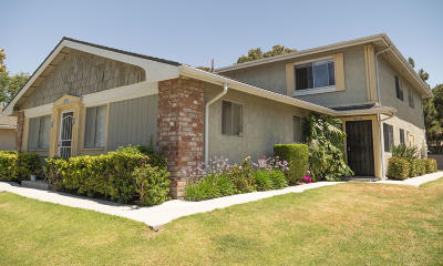 Port Hueneme Condo/Townhouse Active Under Contract: 2590 Rudder Avenue
