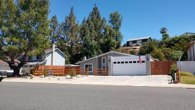 Agoura Hills Single Family Home For Sale: 30655 Lakefront Drive
