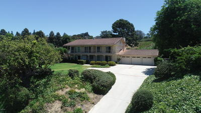Camarillo Single Family Home Active Under Contract: 722 Deseo Avenue