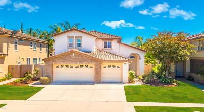 Camarillo Single Family Home For Sale: 4860 Via Fresco