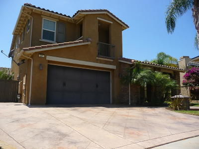 Camarillo Single Family Home Active Under Contract: 591 Commons Park Drive