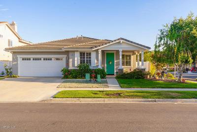 Oxnard Single Family Home For Sale: 922 Bancal Way