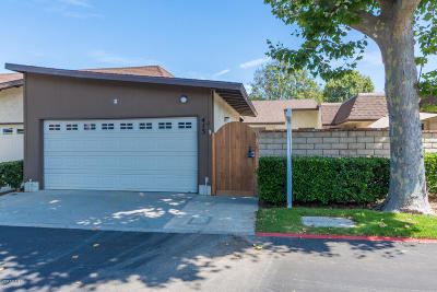 Camarillo Condo/Townhouse Active Under Contract: 413 Baja Court