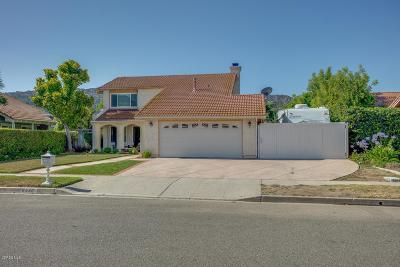 Simi Valley Single Family Home Active Under Contract: 6430 Danette Street