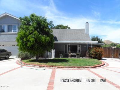 Simi Valley Single Family Home For Sale: 5021 Barnard Street