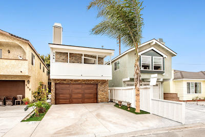 Oxnard Single Family Home Active Under Contract: 356 Melrose Drive