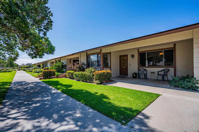 Port Hueneme Single Family Home Active Under Contract: 161 E Bay Boulevard