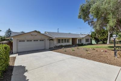 Camarillo Single Family Home For Sale: 36 Natalie Way