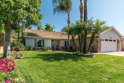 Agoura Hills Single Family Home Active Under Contract: 30502 Rainbow View Drive