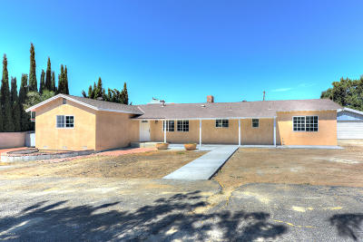 Simi Valley Single Family Home Active Under Contract: 3165 Tapo Canyon Road