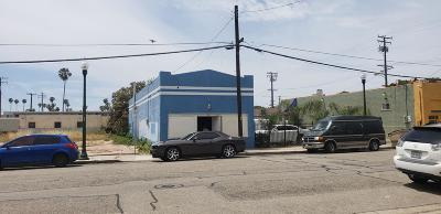 Oxnard Commercial For Sale: 140 E 6th Street