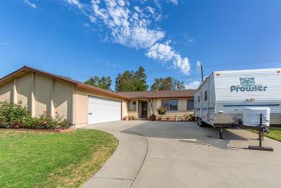 Camarillo Single Family Home For Sale: 3877 Senan Street