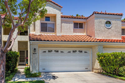 Camarillo Condo/Townhouse Active Under Contract: 6141 Paseo Encantada