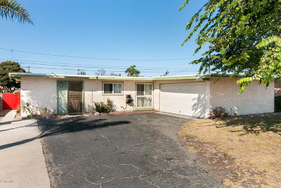 Oxnard Single Family Home Active Under Contract: 401 Will Avenue