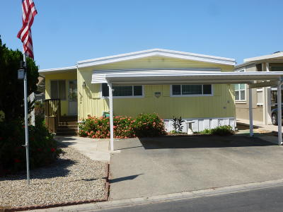 Ventura Mobile Home For Sale: 204 Wisteria Way