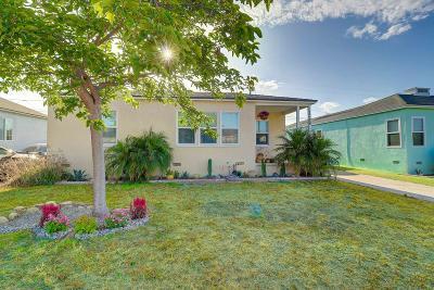 Oxnard Single Family Home Active Under Contract: 1024 S G Street