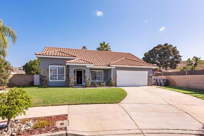 Oxnard Single Family Home For Sale: 2574 Joshua Court
