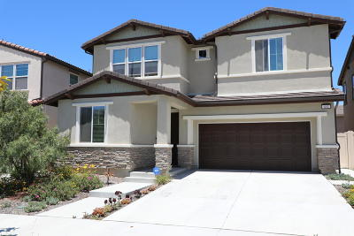 Oxnard Single Family Home For Sale: 681 Owens River Drive