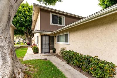 Port Hueneme Single Family Home Active Under Contract: 2591 Spinnaker Avenue