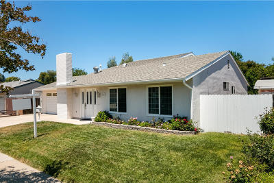 Newbury Park Single Family Home For Sale: 3067 Cottonwood Court