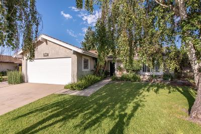 Camarillo Single Family Home For Sale: 5310 Willow View Drive