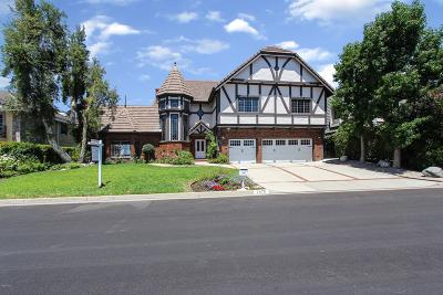 Westlake Village Single Family Home For Sale: 3475 Ridgeford Drive
