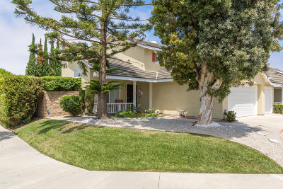 Oxnard Single Family Home Active Under Contract: 767 Transom Way