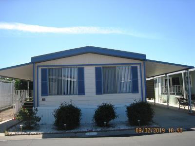 Fillmore Mobile Home For Sale: 250 E Telegraph Road #190