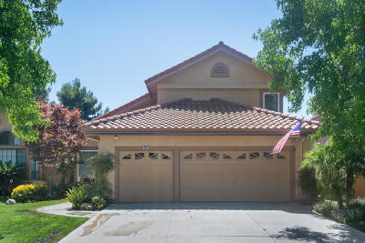 Camarillo Single Family Home For Sale: 4832 Via Cupertino