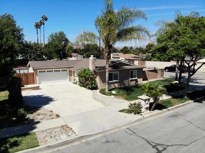 Simi Valley Single Family Home For Sale: 787 Ayhens Street