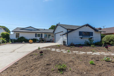 Ventura Single Family Home Active Under Contract: 45 Hastings Avenue