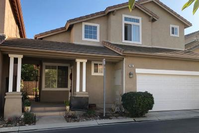 Simi Valley Single Family Home For Sale: 436 Fieldflower Lane