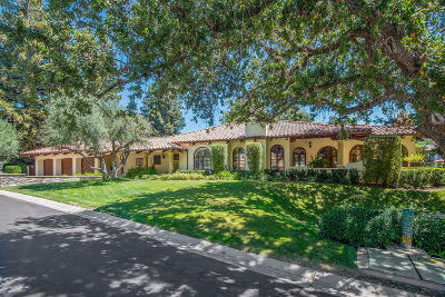 Westlake Village CA Single Family Home For Sale: $3,225,000
