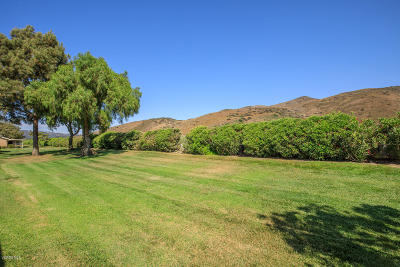 Camarillo Single Family Home Active Under Contract: 32112 Village 32