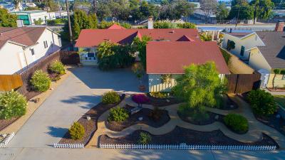 Ventura Single Family Home Active Under Contract: 5814 Hunter Street