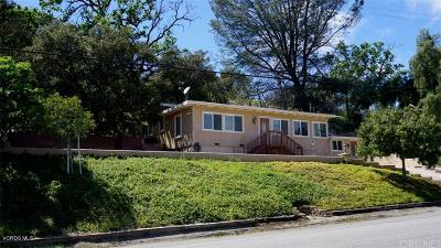 Ventura County Single Family Home Active Under Contract: 3152 Foothill Drive
