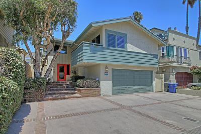 Ventura Single Family Home For Sale: 1193 Winthrop Lane