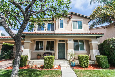 ventura Single Family Home For Sale: 7639 Wilson Street