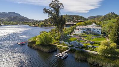 Lake Sherwood Single Family Home For Sale: 296 David Lane