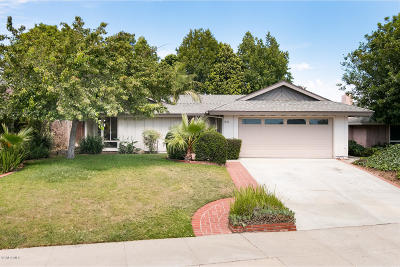 Ventura Single Family Home Active Under Contract: 1246 Rubicon Avenue