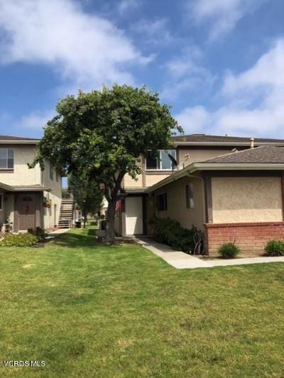 Ventura Condo/Townhouse For Sale: 1204 Acadia Place