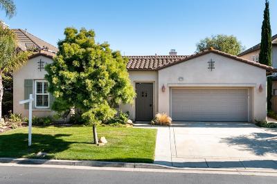 Oxnard Single Family Home For Sale: 3722 Belmont Lane