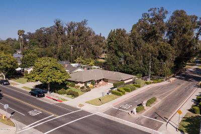 Ventura Single Family Home For Sale: 4308 Dean Drive