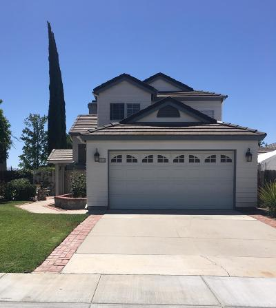 Simi Valley Single Family Home For Sale: 2810 Thicket Place
