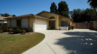 Ventura Single Family Home For Sale: 6704 Ralston Street