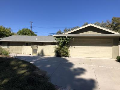 Ventura Single Family Home Active Under Contract: 1148 Sunnycrest Avenue