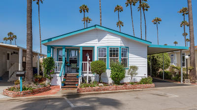 Ventura Mobile Home For Sale: 1215 Anchors Way Drive #56