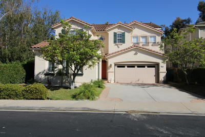 Simi Valley Single Family Home For Sale: 48 E Boulder Creek Road